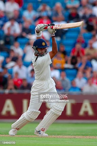 Sanjay Bangar who made 68 England v India 3rd Test Headingley Aug 02