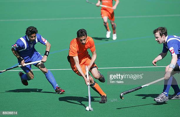 16 National Hockey League Mens Final Auckland V Midlands Pictures