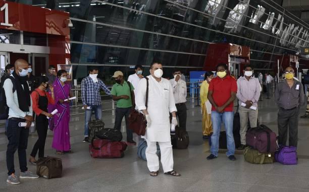 IND: AAP MP Sanjay Singh Arranges Flight Tickets For Bihar Bound Migrants Through MP Quota