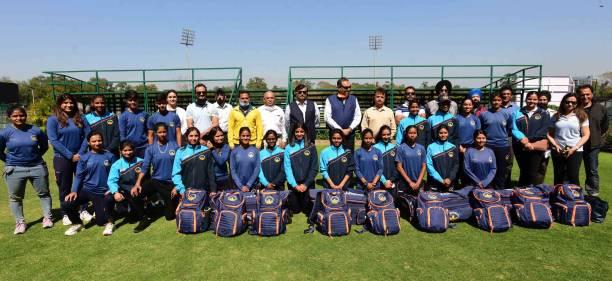 IND: UT Cricket Association Women Cricketers In Chandigarh