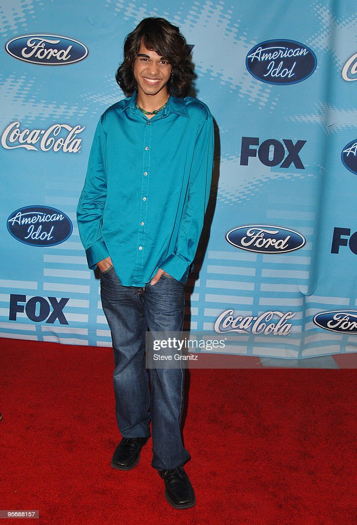 """""""American Idol"""" Top 12 Finalists Party - Arrivals"""