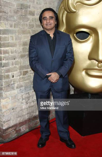 Sanjeev Bhaskar attends the BAFTA Children's awards at The Roundhouse on November 26 2017 in London England