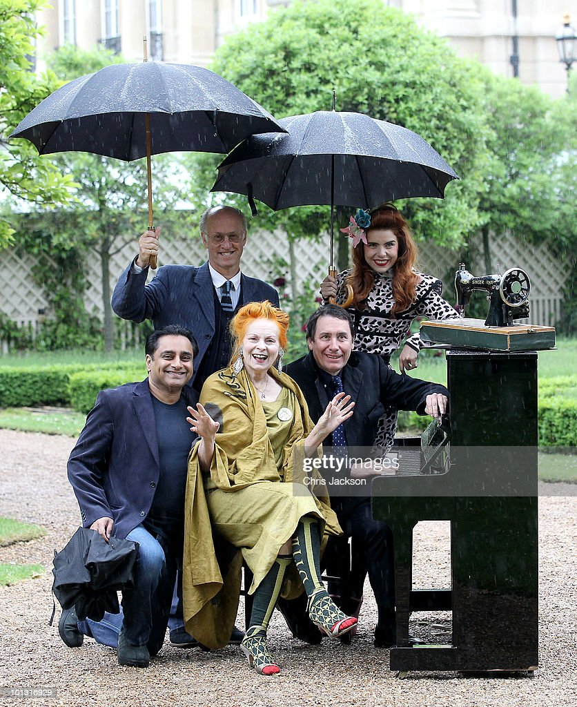 The Garden Party To Make A Difference - Launch Photocall