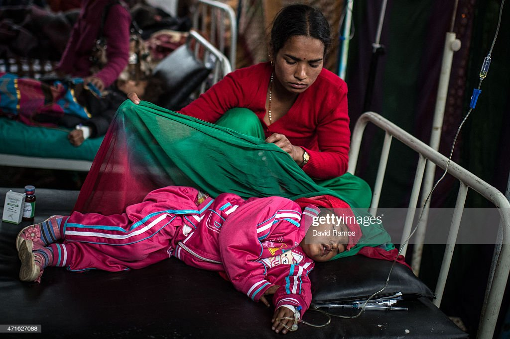 Rescue Operations Continue Following Devastating Nepal Earthquake : News Photo