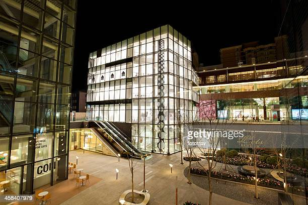 sanlitun north village, beijing - commercial real estate sign stock pictures, royalty-free photos & images
