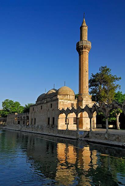 Sanliurfa Pools of Abraham Balikligol Mosque.