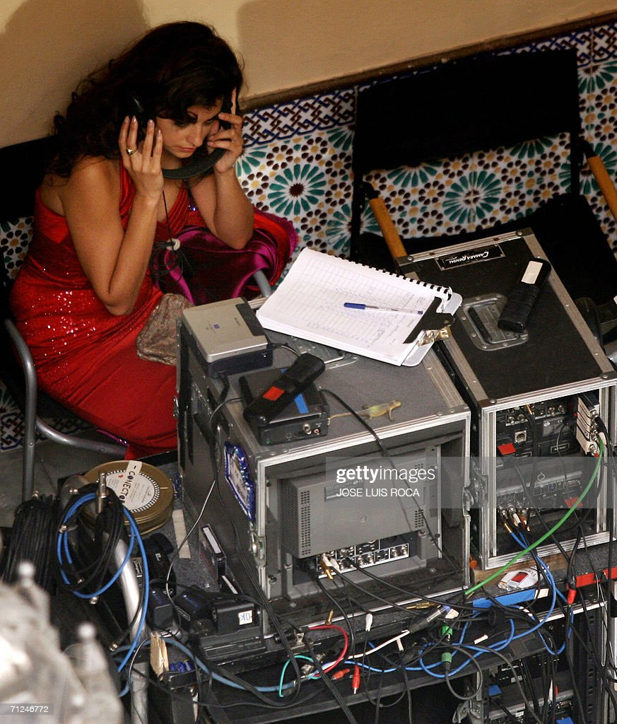 Spanish Actress Penelope Cruz Is Seen 20 June 2006 In Sanlucar De Electrical Wiring 2 News Photo