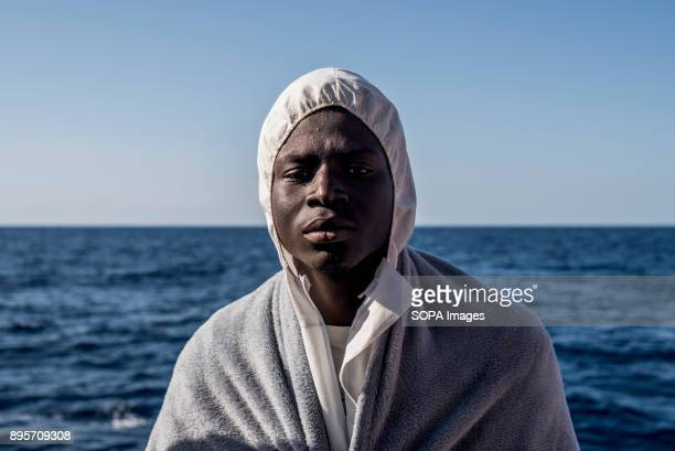 Sanna Badjie is 18 years old and is coming from Gambia As soon as he arrived to Lybia he was imprisioned He says that everyday people are dying in...