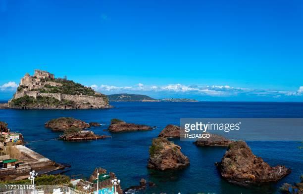 SAnna rocks Ischia island Campania Italy europe