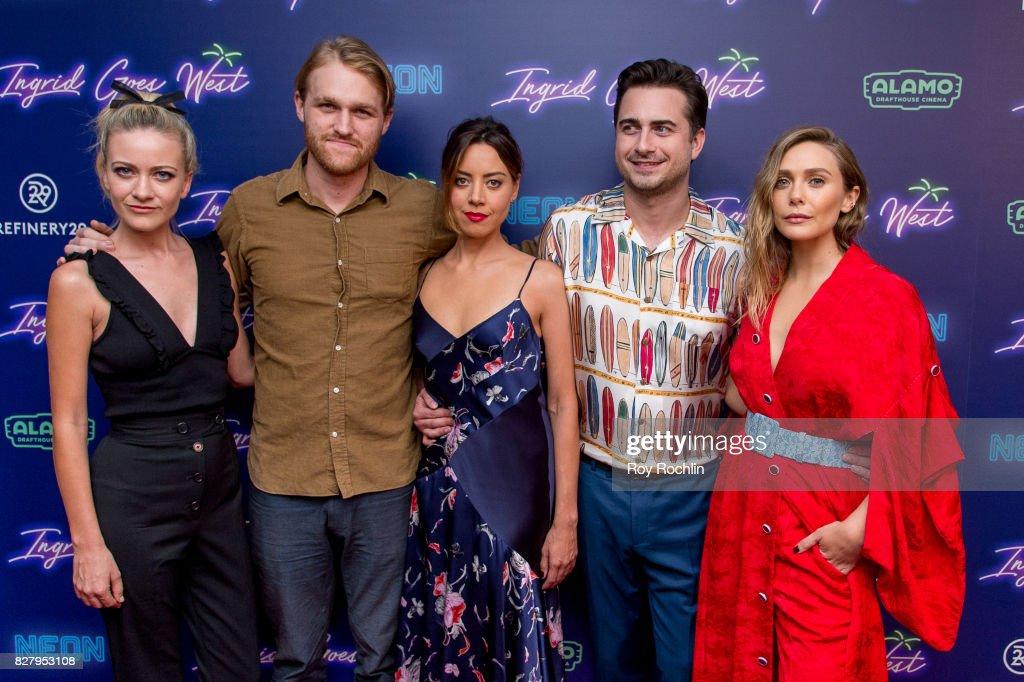 "Neon Hosts The New York Premiere Of ""Ingrid Goes West"" : Foto jornalística"