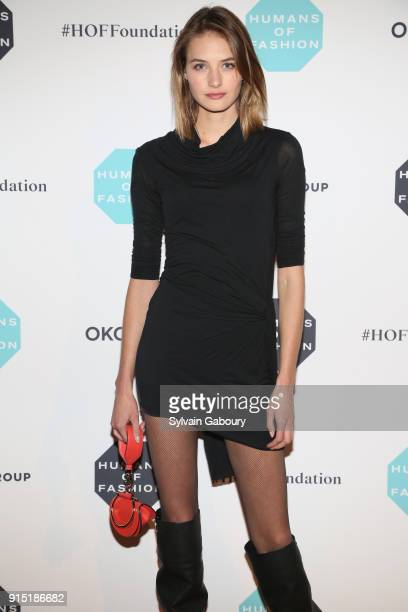 Sanne Vloet attends Humans of Fashion Foundation joins the conversation to end sexual harassment and assault in the industry at Cipriani 25 Broadway...