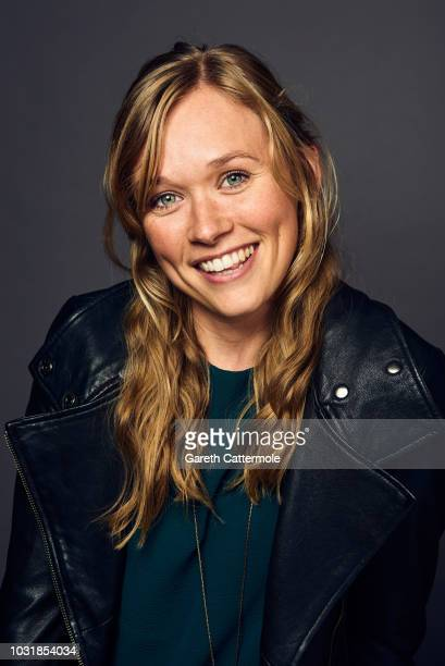 Sanni McCandless from the film 'Free Solo' poses for a portrait during the 2018 Toronto International Film Festival at Intercontinental Hotel on...