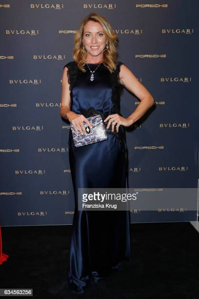 Sanny van Heteren attends the Bulgari 'Night of the Legend' event during the 67th Berlinale International Film Festival on February 9 2017 in Berlin...