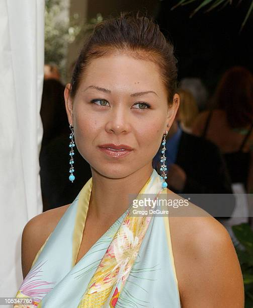 """Sanoe Lake during 11th Annual Premiere """"Women in Hollywood"""" Luncheon at Four Seasons Hotel in Beverly Hills, California, United States."""