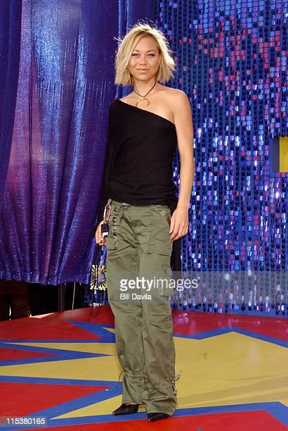 Sanoe Lake during 2003 MTV Movie Awards - Arrivals at The Shrine Auditorium in Los Angeles, California, United States.