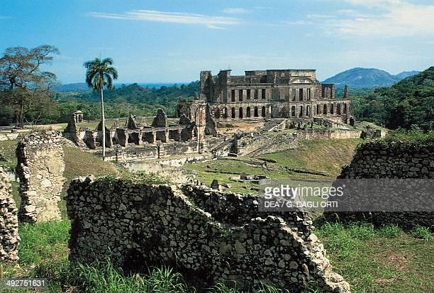 SansSouci Palace 18101813 Milot Nord Department Haiti