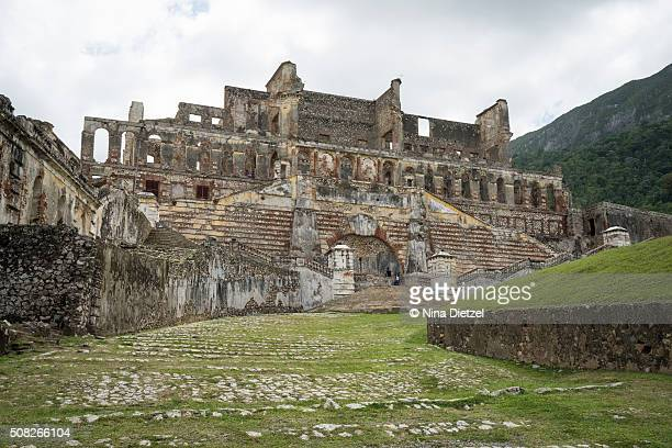Sans-Souci Palace, the Versailles of the Caribbean