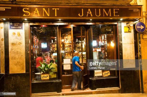 Sant Jaume, Calle Caballeros 51.