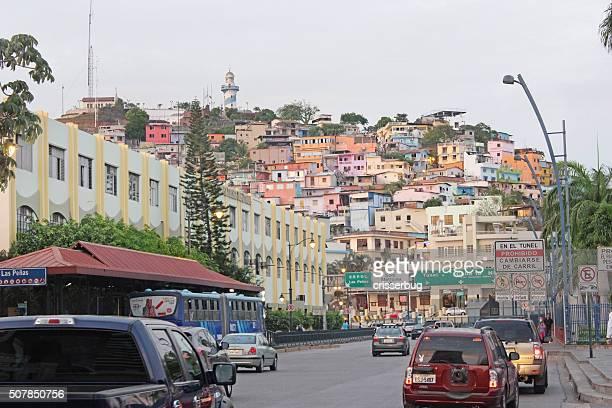 Santa Ana Hill Guayaquil, Ecuador