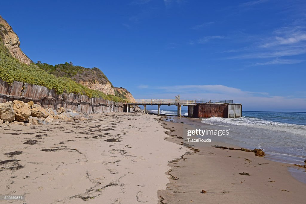 Santa Barbara Beach : Stock Photo