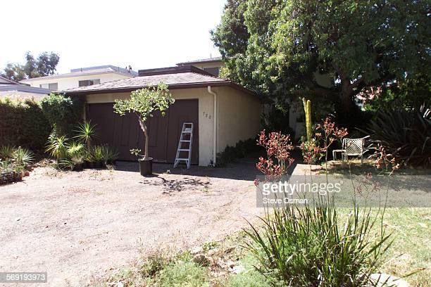 Santa Barbara home of Jesse Taylor Rugge on Casiano Street where Nicholas Markowitz was allegedly taken before being killed The suspects in...