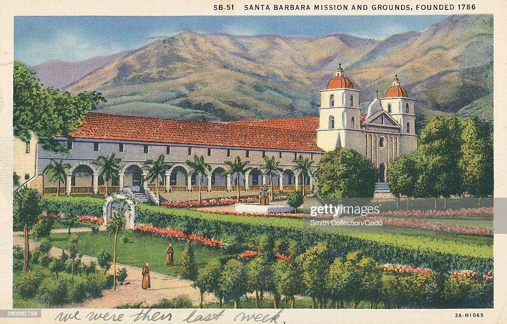 Santa Barbara Missio