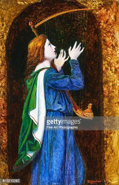 Santa Cecilia by John Atkinson Grimshaw