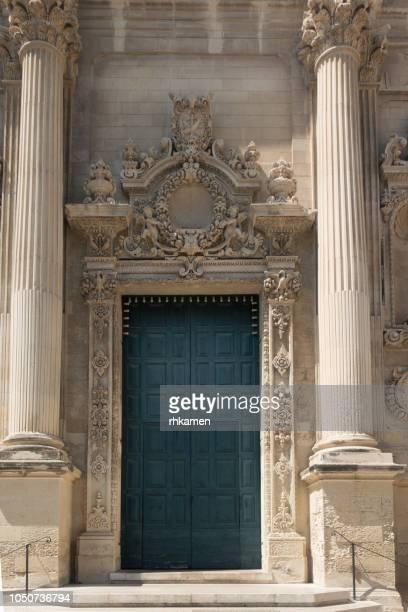 Santa Chiara, Lecce, Salento, Apulia, Italy.