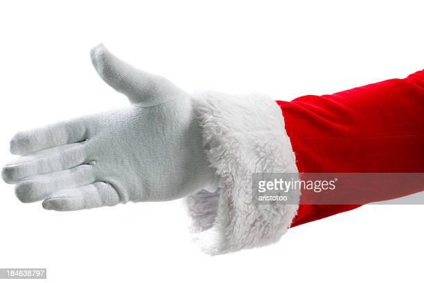 Mano Santa Claus presentación