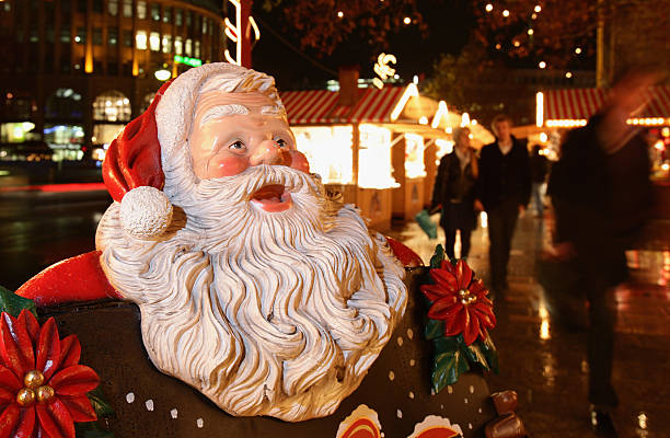 Christmas Markets Open In Germany