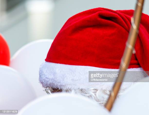 santa claus - crmacedonio stock pictures, royalty-free photos & images