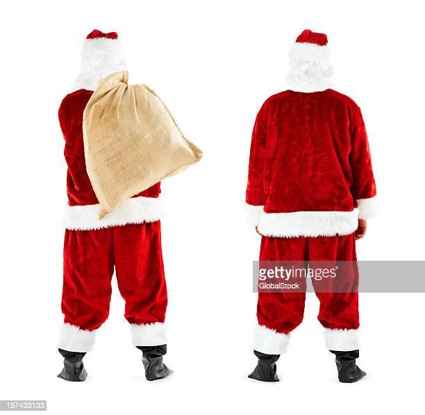 サンタクロース(なし、サック - 布の袋 ストックフォトと画像