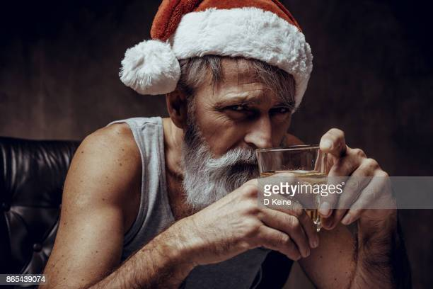santa claus - bank holiday stock photos and pictures
