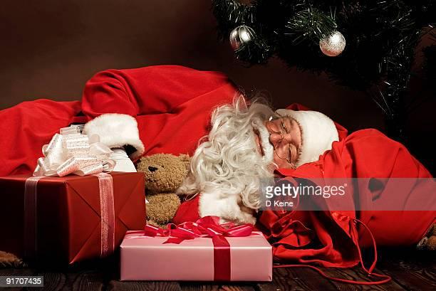 santa claus - religious saint stock pictures, royalty-free photos & images