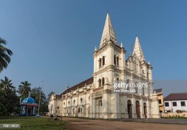 Santa Cruz Basilica, Kochin