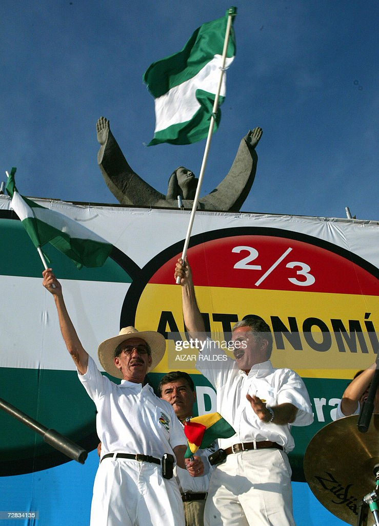 The President of the Santa Cruz Civic Co : News Photo