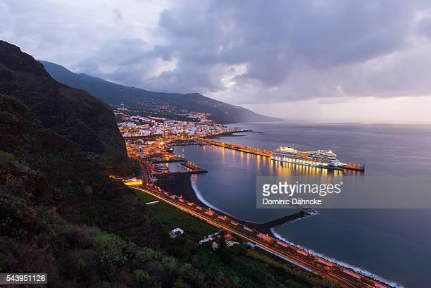 Santa Cruz de La Palma city (La Palma island. Canaries. Spain)