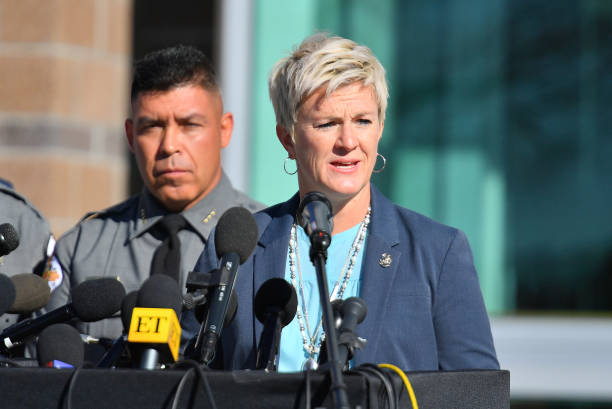 """NM: Santa Fe County Sheriff's Office Holds Press Conference Regarding """"Rust"""" On Set Shooting Accident With Alec Baldwin"""