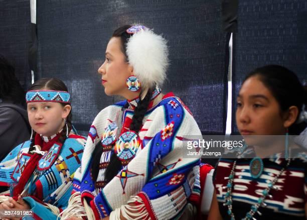 2017 Santa Fe Indian Market: Fashion Show Contestants