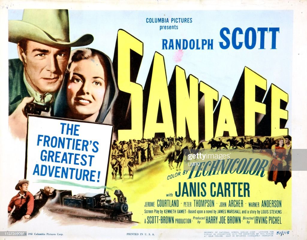 Image result for santa fe 1951