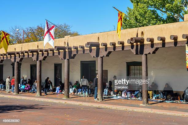 Santa Fe, New Mexico - Central Plaza