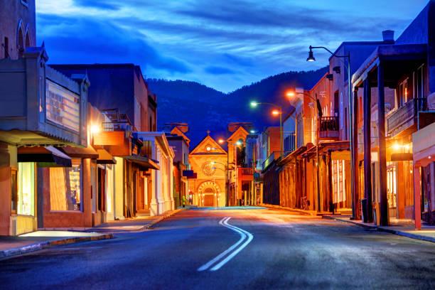 Santa Fe¸ NM, United States Santa Fe¸ NM, United States