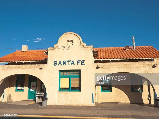 Santa Fe, New Mexico, Bahnhof