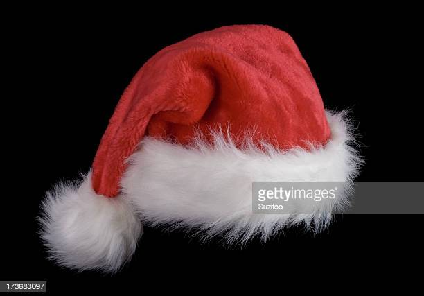 santa hat (xl) - santa hat stock photos and pictures