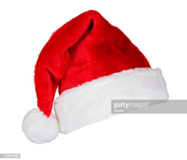 Santa Hat (on white)
