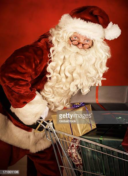 Santa ist immer bereit