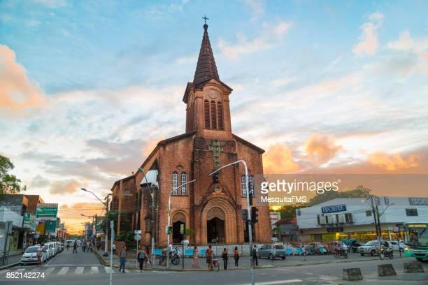 Santa Isabel church