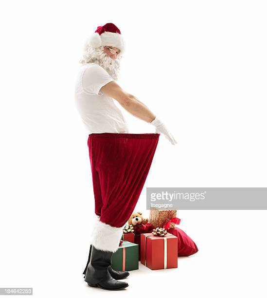 Santa lost Gewicht
