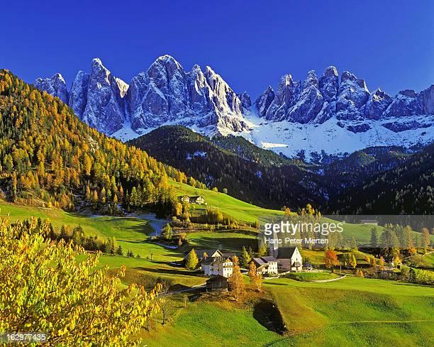 Santa Maddalena, Villnöß, South Tyrol, Italy