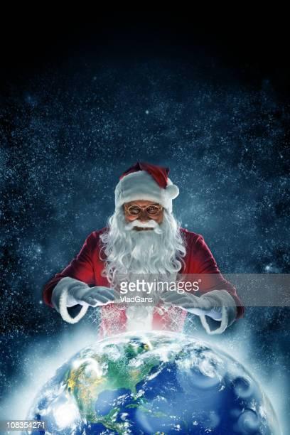 Santa - magic